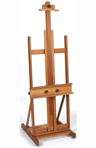 Jack Richeson Lyptus Wood ''Dulce'' Easel by Jack Richeson