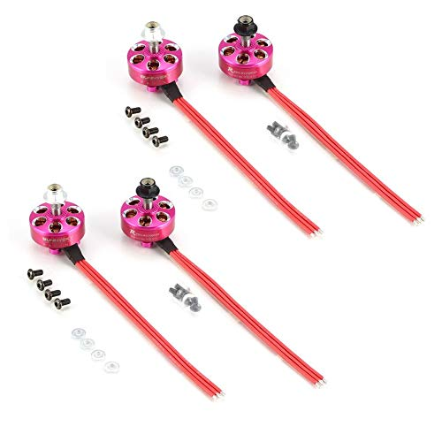 4pcs SUNNYSKY R2205 2205 CW/CCW 2500KV 3-4S Brushless Motor for Mini Drone RC by Wikiwand (Image #3)