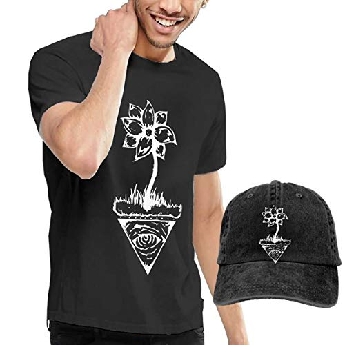 Vintage Funny 90s 80s Plain Trucker Cap Hat Youth Snapback Baseball Caps Hats for Adult Beach Fishing Golf Birthday Tactical Snap Sun Eye of Providence Plans Flower Seeing - Inverted for $<!--$19.99-->