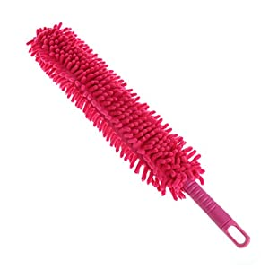 Microfibre Duster Handheld Dusting Cleaner Dust Cleaning Tool Office Home Car