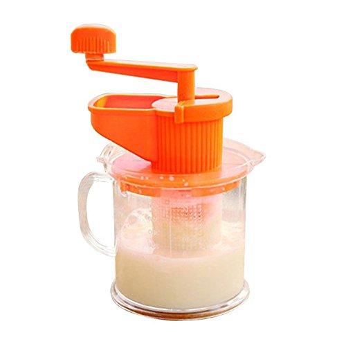 Kicode Multi Function Mini Juicer Soymilk Hand Squeezer Kitchen Gadgets Practical Manual Cooking Tool