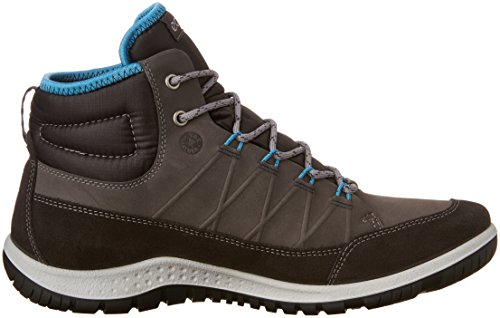 6 Women's 5 US ECCO Shadow Dark Aspina Multisport M 57066moonless Grey B Shoes Outdoor Black YR0FanR