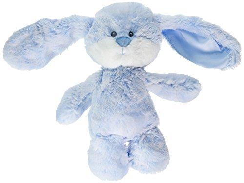 Aurora World Huggie Plush, Baby Bunny, Blue (Bunny Plush Rabbit Blue)