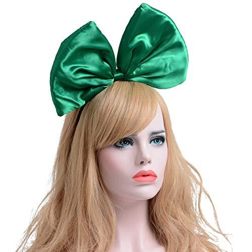 ZTL Women Huge Bow Headband Hairband Hair Hoop Costume Accessories Party Props
