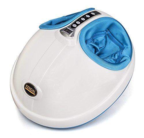Kendal-Foot-Massager-with-Heat-Kneading-Shiatsu-Rolling-3-D-Air-pressure-massage-866-blue