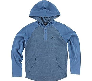 O'Neill Jungen Sweater Kapuzenpullover Blau Taubenblau Gr. S