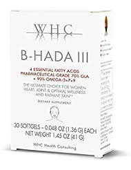 B-HADA III - 4 Essential Fatty Acids