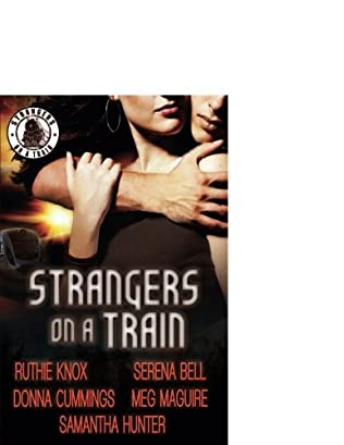 book cover of Strangers on a Train