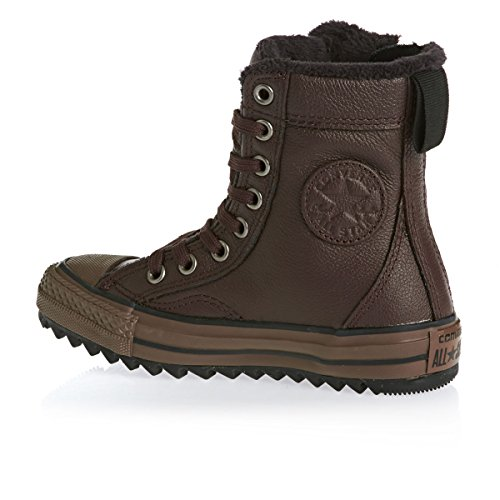 Converse CT Hilcrest Hi Brown Youths Trainers