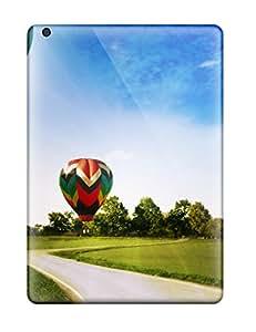Rolando Sawyer Johnson's Shop Ipad Case - Tpu Case Protective For Ipad Air- Balloons Spot