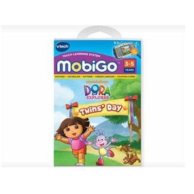 Vtech - MobiGo: Dora the Explorer Twins' Day by VTech