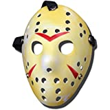 Nuoka Costume Masks Prop Horror Hockey Halloween Party Mask
