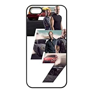 Furious 7 YT0011556 Phone Back Case Customized Art Print Design Hard Shell Protection Iphone 5,5S