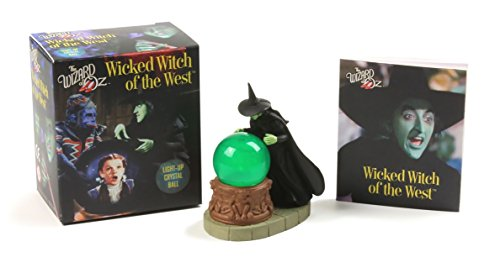 The Wizard of Oz: The Wicked Witch of the West Light-Up Crystal Ball -