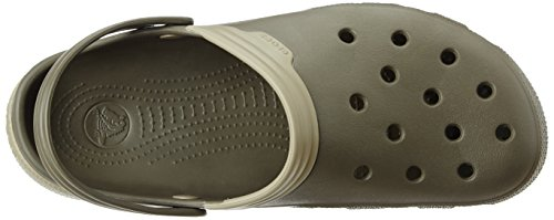 Pour Mules Marron And Chocolate Femme Crocs Khaki 51gW0d5qwa