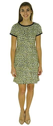 Wholesale Calvin Klein Women's Printed Jersey Shift Dress for cheap
