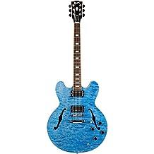 Gibson ESDT5IBNH 2015 ES-335 Figured-Indigo Blue