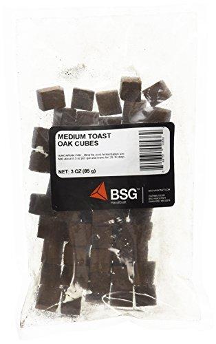 Hungarian Oak Cubes (Medium Toast) 3 -