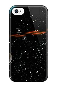 La Angel Nelson Perfect Tpu Case For Iphone 4/4s/ Anti-scratch Protector Case (star Wars)