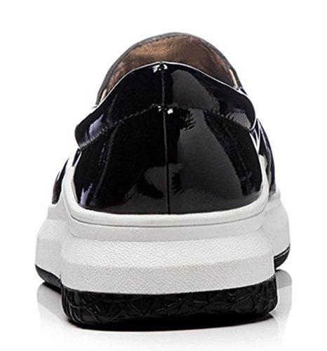 Femme Sneakers Fermeture Décontracté Easemax Enfiler à Multicolore dpqYAqx6wa