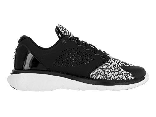 Trainer Nike Infrared St Black Mens 13 Fabric 23 White Size Jordan qqE1fw7