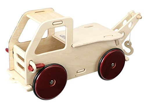 HABA Moover Baby Truck, Natural Wood by HABA