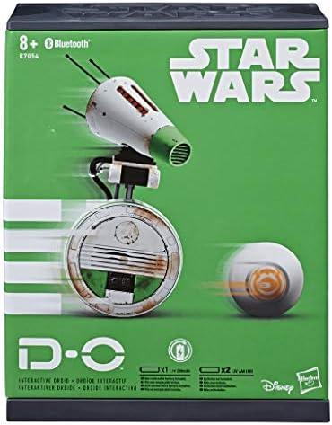 Star Wars 9 - L'Ascension de Skywalker - Figurine électronique Droid D-O Radio-Commandé – Edition collector - Jouet Star Wars