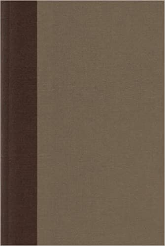 Esv Reader S Bible Cloth Over Board Timeless Esv Bibles By