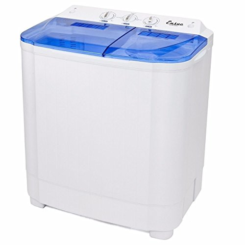 Price comparison product image Portable Washer Machines Compact 8 - 9LB Washing Spin Dryer Laundry RV apartment