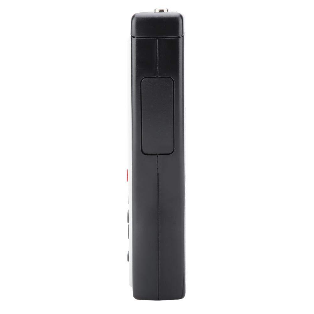 Jauge d/épaisseur Num/érique /à Ultrasons Sonom/ètre Testeur de Profondeur de M/étal SMART SENSOR AS840 Capteur Intelligent AS840 1.2-225mm avec Ecran LCD