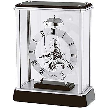 Bulova belvedere mantel clock