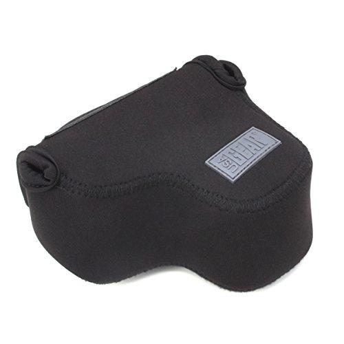 USA Gear Offset Micro 4/3 Digital Camera Case/Camera Sleeve