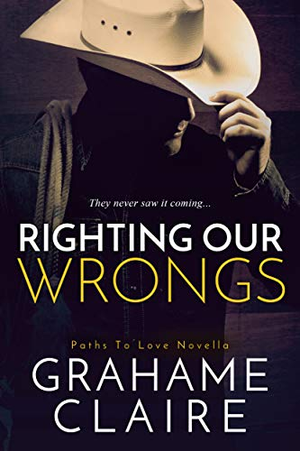 Righting Our Wrongs by Grahame Claire