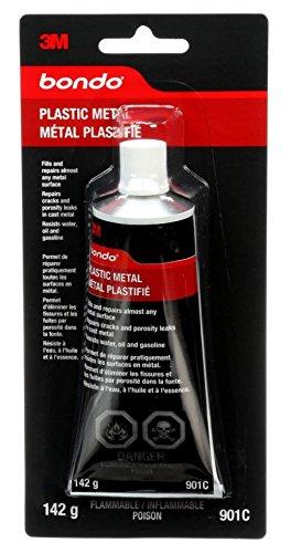 (Bondo 901 Plastic Metal - 5 oz.)