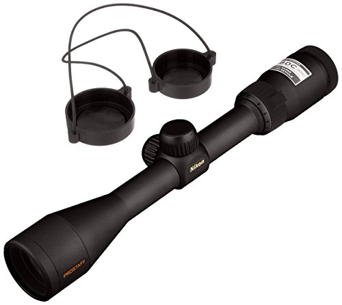Nikon ProStaff 3-9 x 40 Black Matte Riflescope (BDC) (Best Nikon Rimfire Scope)
