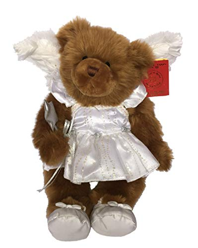 Build A Bear Angel Costumes - White Angel (White Angel) Costume 2-piece