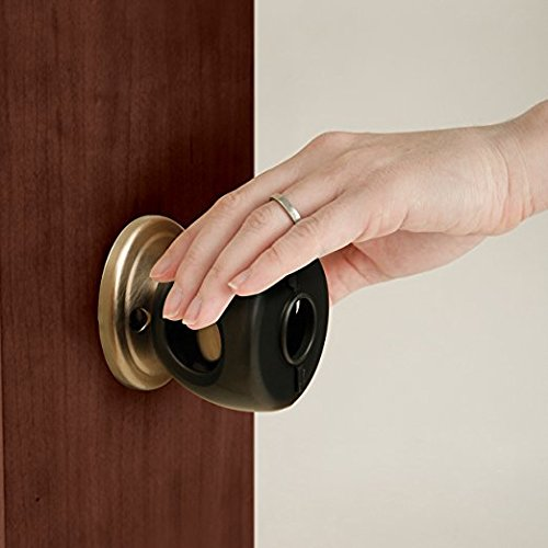 Homy Door Knob Covers Child Proof Doors 2 Pack Child Safety Cover