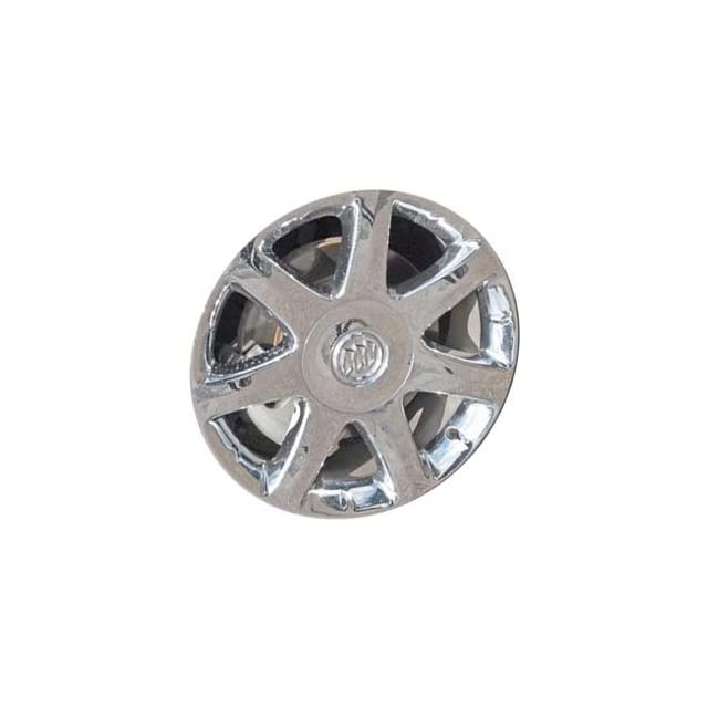 19 Inch 19  2008 2009 2010 08 09 10 Buick Enclave Factory Original Oem Chrome Clad Wheel Rim 9596537 4078 560 4078 19x7.5