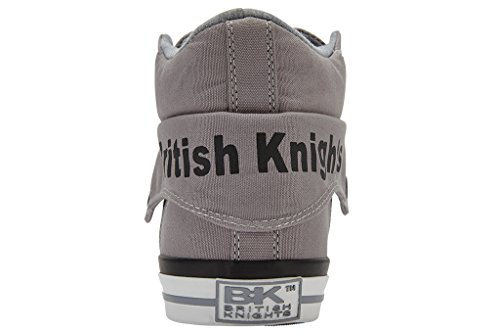 Schuh Sneaker Gris ROCO HIGH Knights Herren British Top XxYpHw