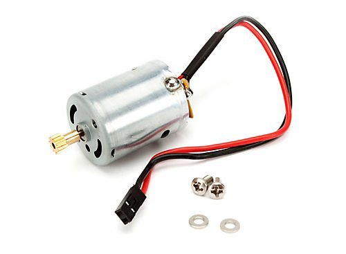 (Blade BLH2111 Upper Main Rotor Motor w/Pinion and Screws: Blade CX4)