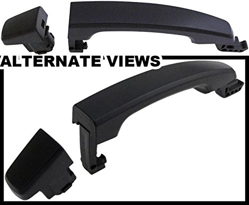 Door Handle Fits Front Right Rear Left or Rear Right 2011-2015 Buick Regal 2010-2015 Chevrolet Camaro 2011-2015 Cruze 2013-2015 Malibu 2012-2015 Sonic (Smooth Black Paintable) ()