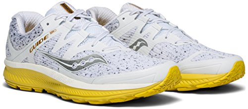 Chaussures jaune Running Saucony Iso Homme Blanc Guide De qxqE0Z4