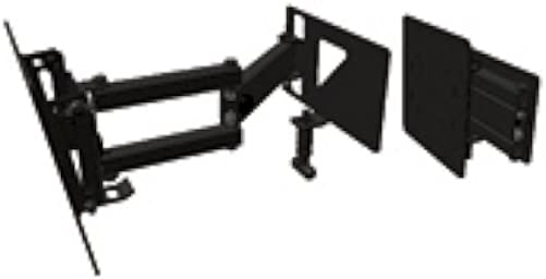 MOR ryde TV1021H Double Arm Swivel TV Wall Mount
