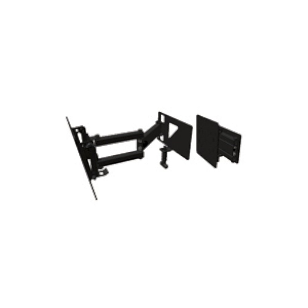 MOR/ryde TV1021H Double Arm Swivel TV Wall Mount by MOR/ryde
