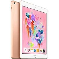 Apple iPad (Wi-Fi, 32GB) - Gold (Latest Model)