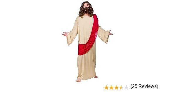 Jesus - Adult Costume Men: STANDARD: Amazon.es: Juguetes y juegos