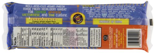 Organic Planet Organic Traditional Lomein Noodles, 8-Ounce (Pack of 12) by Organic Planet (Image #3)