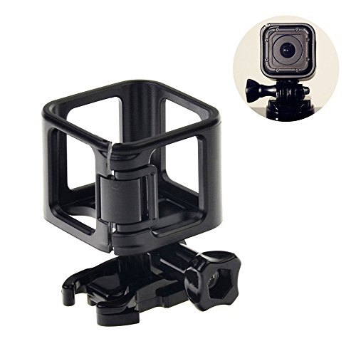 Ximimark Standard Protective Housing Frame Case Mount Holder for GoPro Hero 4 Session Camera 1Pcs