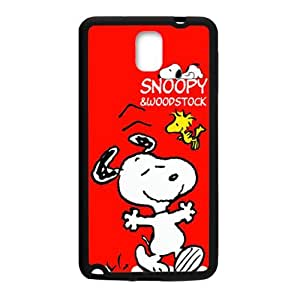 Snoopy Woodstock Cell Phone Case for Samsung Galaxy Note3