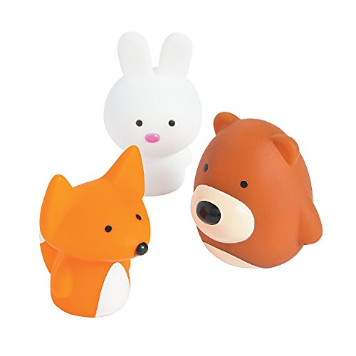 Fun Express Woodland Character Toys - Toys - Character Toys - Misc Character Toys - 12 Pieces ()